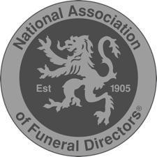 National Association of Funeral Directors logo